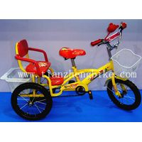 hot sale double seat children tricycle , baby tricycle, kids tricycle thumbnail image