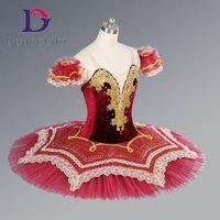 Red Ballet dance tutus, ballet tutu, Dance costumes, Ballet dance dress, Classical ballet tutu thumbnail image