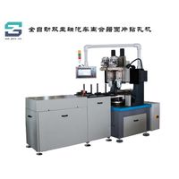clutch facing drilling machine