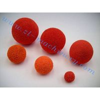 Concrete pump cleaning ball thumbnail image