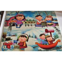 Floor Mats High Quality Thick Figure Snow Anti-Fatigue Waterproof EVA Floor Puzzle Mats