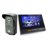 Factory price wireless video door camera wifi ip door phone and wireless door bell