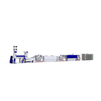 JC-MNP80 PP/HDPE Monofilament Extrusion Line