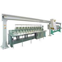 Laser Bridge - Galvanometric CO2 Laser Applique Cutting Machine-Embroidery Applique Cutting-Laser En
