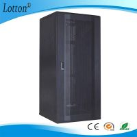 """19"""" Network Cabinet with Lockable Rear Door  thumbnail image"""