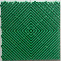 interlocking floor mat in pp