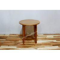 Wooden table for home furniture - HG0681A-1BR
