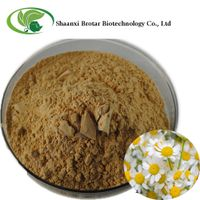 Skin Whiten Material Chamomile Extract Chamomile Powder Apigenin Powder Chamomile Standardized