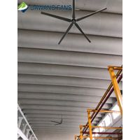 Waterproof Alloy Blade Air Cool Industrial Ceiling Fan for HVLS thumbnail image