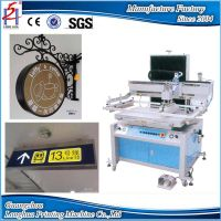 screen printing machine for gifts and promotional products mainly for advertising business