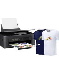Cold hot peel PET heat transfer printing film digital inkjet release transfer film printable heat tr thumbnail image