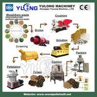 wood pellet press machine / wood pellet mill machine thumbnail image