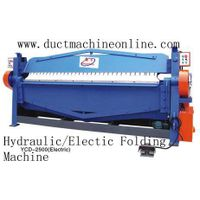 Hydraulic/Electric Folding Machine thumbnail image