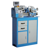 WM250V China Factory Sale Cheap Metal Mini Lathe Machine