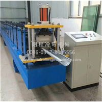Steel Half Round Gutter Roll Forming Machine