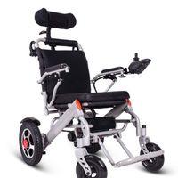 Folding Electric Wheelchair