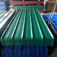 840mm Width Color Coated Box Profiled Metal Roofing Tiles thumbnail image