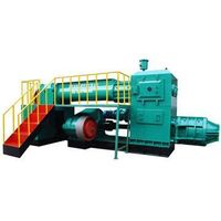 Hollow clay brick making machine thumbnail image
