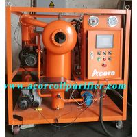 Vacuum Transformer Oil Processing Equipment For Sale
