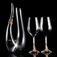 drinking glass wine glass crystal glass