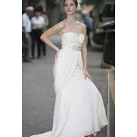 Julia A2229 Fish Tail Evening Gown thumbnail image