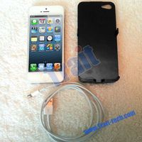 External Battery Power Bank for iPhone 5