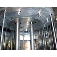 PVD surface anti-fingerprint ion vacuum stainless steel TiN coating machine /equipment/instrument
