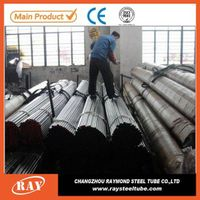 GB3639 10# black carbon seamless steel pipe/tube used widely thumbnail image
