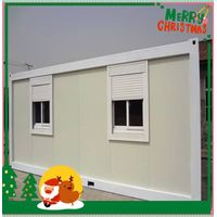 2013 New Design Movable 20ft Container House