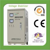 10KVA Automatic Air Cooled voltage stabilizer AVR