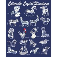 Collectable Crystal Miniatures