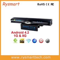 Smart TV Box V3 Android 4.2 Dual Core RK3066 1G RAM 8G ROM Android TV Box thumbnail image
