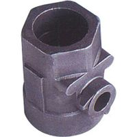Custom alloy steel casting part