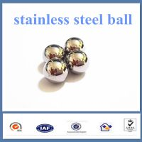 high technique production for stainless steel ball/ AISI JIB DIN standards / 100-1000