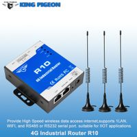 Industrial 4G Router (2LAN 1WAN 1RS485) thumbnail image
