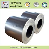 Hot dip galvanised steel