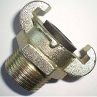European Type Male End Clawfoot Coupling