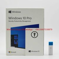 Microsoft Muliti-language Windows 10 Professional USB Retail Package Windows 10 Pro FPP thumbnail image