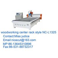 Linear style ATC CNC Router(NC-L1325)