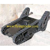 small robot rubber track/rubber caterpillar tread thumbnail image