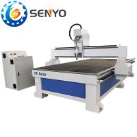 1325 wood 3D CNC Router / China cheap price rotary 4 axis woodworking CNC machine thumbnail image