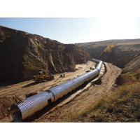 Corrugated metal pipe  Corrugated metal Pipe culvert manufacturers