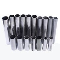 High Quality ST52 Cold Finished Precision Seamless Steel Pipes for Gas Spring