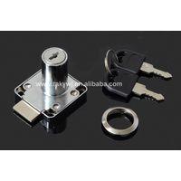 138-22 metal drawer lock for furniture