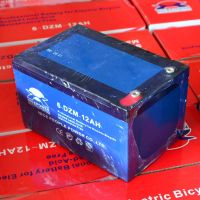 6-DZM-12 electric scooter battery electric bike battery factory in vietnam
