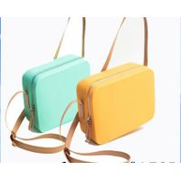 customize ladies design waterproof beach material silicone tote bag for travelling