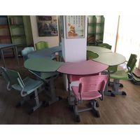 Group Study & Activity Tables: Harmony Series, Collaborative ClassroomTables, Students Tables