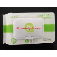 Flushable Moist Toilet Paper