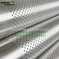 STC connection of API/ISO perforated pipe