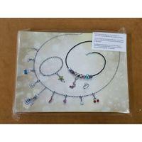 Advent Calendar Christmas Charm Set 24pcs Christmas Jewelry Set Manufacture